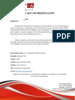 Curriculum Proyecta