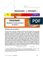 Trisomie21 Dossier Cycle1 2013