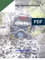 Manual 4x4 Legión Land Rover Colombia