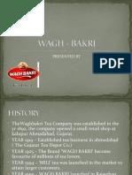 WAGH - BAKRI