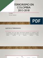 Terrorismo en Colombia
