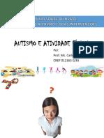 simpósio sobre autismo suas intervenções