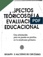 Aspectos Teoricos de La Evaluacion Educativa-uned (1)