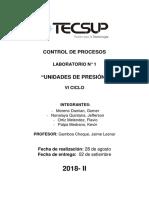 Control de Procesos Lab 1