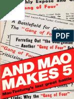 And Mao Makes 5