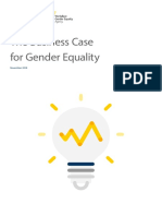 Wgea Business Case for Gender Equality