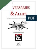 5e Adversaries and Allies.pdf