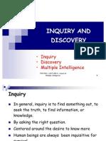 20100818130805 Lecture 5 - Inquiry & Multiple Intelligent
