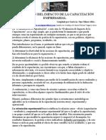 EVALUACIÓN DEL IMPACTO DE LA CAPACITACIÓN EMPRESARIAL