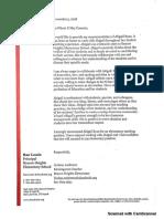 letter of recommendation - lindsay
