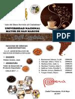 trabajo de cafe y cacao