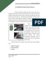Analisa Plagioklas Dengan Metode Kembaran