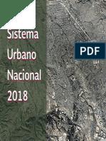 Sistema Urbano Nacional 2018 (Sin Blancas).Indd