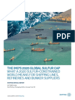SR IMO 2020 Global Sulfur Cap 102016