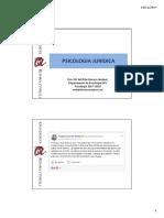 Aspectes Introductoris Psicologia Juridica