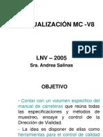 Actualización Volumen Nº8-curso.ppt