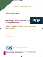 Bioquimica Caries