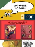 historia del Guerrero y La Cautiva
