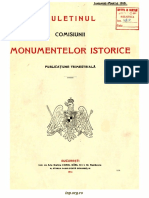 Buletinul Comisiunii Monumentelor Istorice, An 09 (1916)