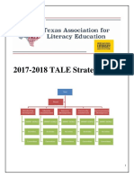 2017-18 tale strategic plan
