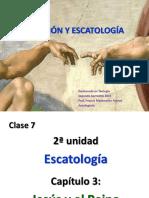 creacion yescatologia