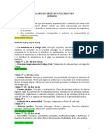 Cedulario de Derecho Civil 2016 Ucen Ordenado
