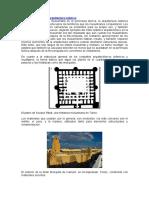 Características de La Arquitectura Islámica