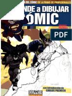 Aprende a Dibujar Comic Vol 2 NARRATIVA