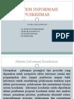 PPT Sistem Informasi Puskusmas