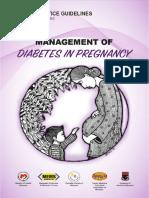 CPG Diabetes in Pregnancy