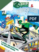 Homem-Grilo & Sideralman #01