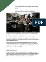 5 Claves Con La Que Lograrás Entender Por Qué Alan García Solicitó Asilo Político a Uruguay