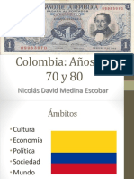 Colombia 60-70-80