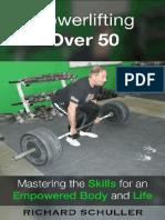 [Richard Schuller] Powerlifting Over 50 Mastering (B-ok.xyz)