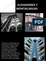 140562933 Elevadores y Montacargas POWER POINT.