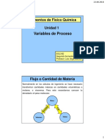 Variables de Proceso (Manometros)