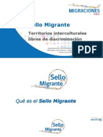 Sello Migrante