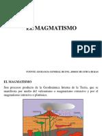 Cap II El MAGMATISMO