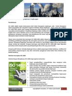 Brosur ISO 14001
