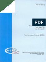 ACI 305 R - Clima Calido