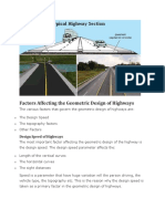 Factors Affecting the Geometric Design of Highways.docx