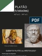Biografia de Platão - trabalho universitário