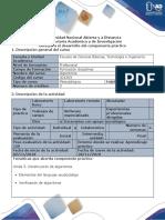 Guía Para El Desarrollo Del Componente Práctico - Etapa 4 Con Apoyo de Recurso Tecnológico