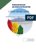 LINEA BASE 2008-FUNDACIÓN AUTAPO-PROGRAMA QUINUA ALTIPLANO SUR_R.M.