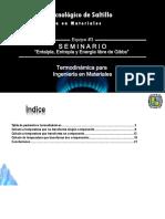 Parametros Termodinámicos