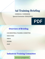 COEB314 Briefing 19oct COE