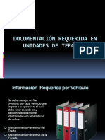 Documentos File de Mantenimiento