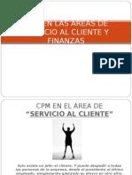 Servicio Al Cliente y Finanzas Grupo 1