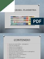 PLANIMETRIAS EN EL CONSUMO MASIVO