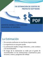 06 - Estimacion de Software